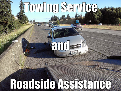 have towing or roadside assistance coverage