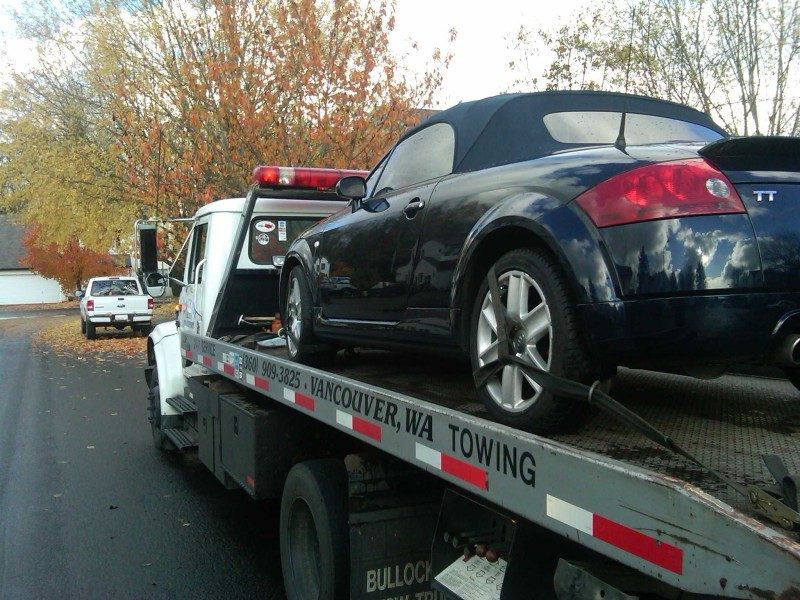 Flatbed Tow Trucks for AWD & 4x4's