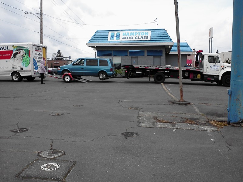 Towing Vancouver Wa All County Auto Towing
