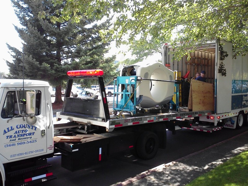 Medical Equipment Towing Service