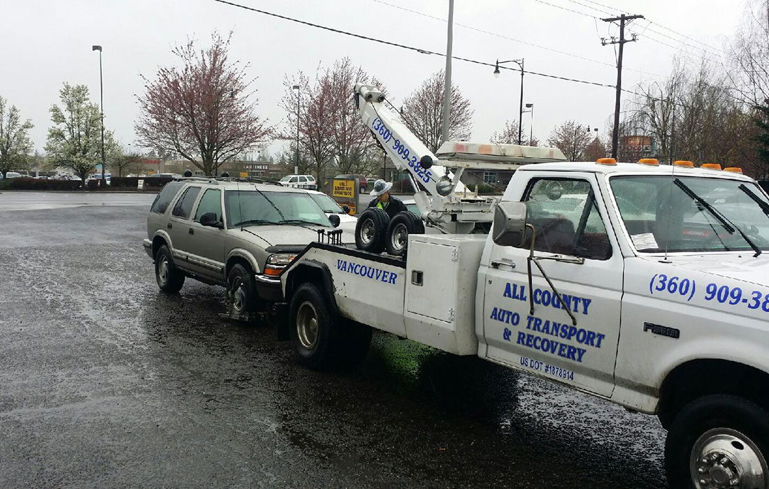 Have towing or roadside assistance coverage all county for Cross country motor club towing