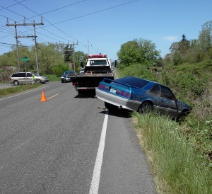 Recovery Tow on 137th ave in Vancouver Washington